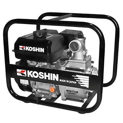 Motopompa SEV50X Koschin, pompa per irrigazione.
