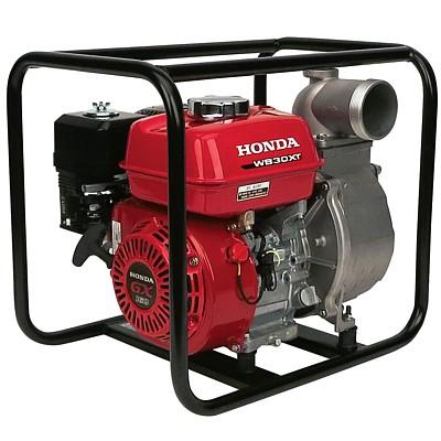 Motopompa da 1100 litri al minuto per drenaggio e pompaggio, professionale.