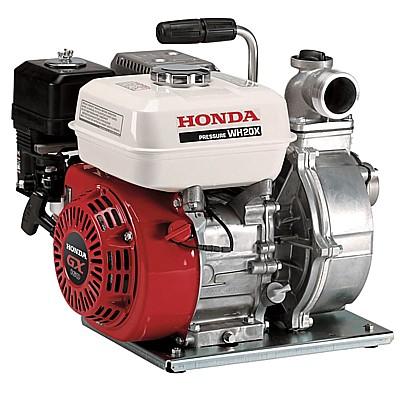 Motopompa WH20 X per pompare acqua ad alta pressione, professionale.