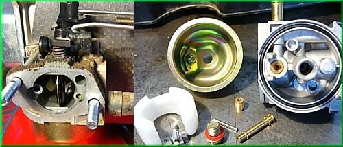 Tecnologia e pulizia di carburatori, come sono fatti e come ripararli.