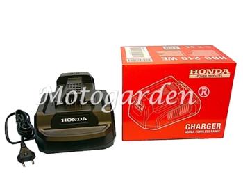 Caricabatteria standard Honda HBC210 WE con controllo elettronico.