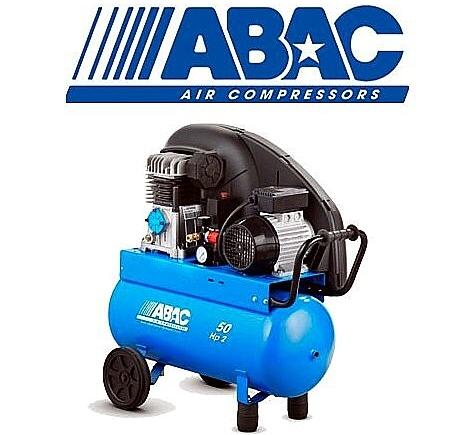 Compressori ABAC e testate di ricambio, prodotto di qualità mande in Italy per ogni settore lavorativo. Aria compressa per lavorare in modo efficace senza rischi.