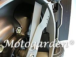 Doppie lame Honda Twin Blade per ottenere un taglio Micro Cut perfetto.