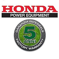 Estensione di Garanzia Honda i 5 anni