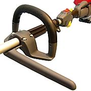 Honda UMK425 è dotato di impugnatura professionale ergonomica, antiscivolo e dotato di comandi di grandi dimensioni che facilitano ogni operazione durante il taglio