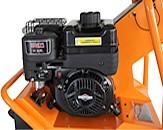 Maestro è dotato di motore OHV professionale Briggs&Stratton.