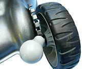 Selettore ruote anteriori Honda.