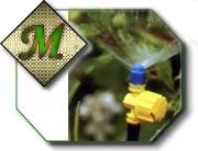 Prodotti per impianti di irrigazione a scomparsa for Microirrigazione orto