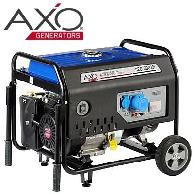 Generatore di corrente elettrica 5 kva di potenza per uso for Generatore di casa virtuale gratuito