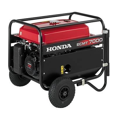Generatore professionale honda ecmt 7000 k1 gv for Generatore honda usato