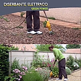 Diserbante elettrico GREEN POWER Berthoud