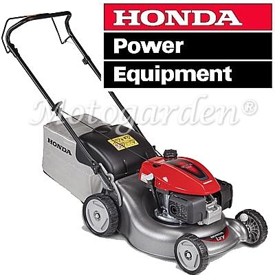Immagine di esempio, rasaerba Honda professionali con taglio da 41cm.