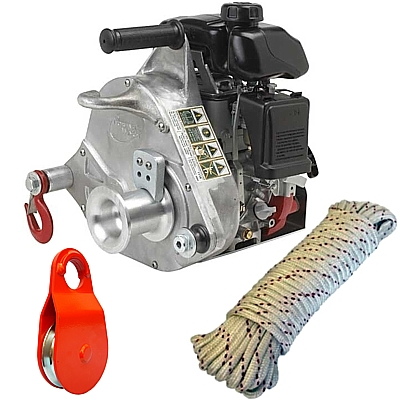 Kit 3 Prodotti Portable Winch