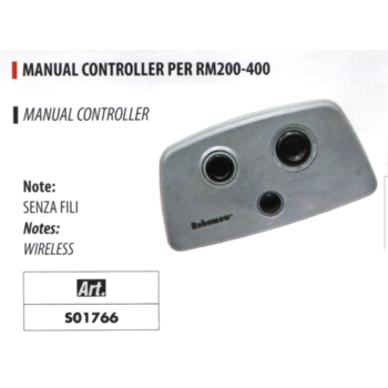 Accessori Robomow® manual controller
