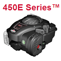 Nuovo motore Briggs&Stratton 450E Series
