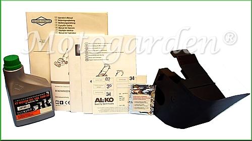 Omaggi ed accessori per rasaerba AL-KO, una promozione di Motogarden fino esaurimento scorte di magazzino