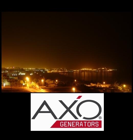 Generatori multiuso per la casa, il lavoro ed il tempo libero, dotati di motore a valvole in testa, oil alter, alternatore con ventola di raffreddamento.
