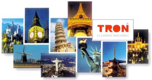 Aspirapolveri Tron di ottima qualità, marchio Italiano, macchine studiate per ogni tipo di esigenza di pulizia in ogni settore.