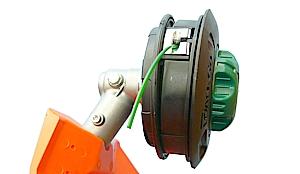 Testina Load and GO Oleo Mac, solo 20 secondi per caricare il filo nella testina, brevetto EMAK