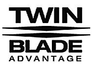 Sistema di taglio Honda con doappia lama TWIN BLADE, mulching facile